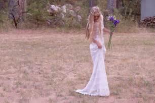 boho wedding dress shop bohemian lace wedding dress onewed