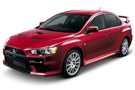 2010 Mitsubishi Lancer Evolution X Launched In Japan