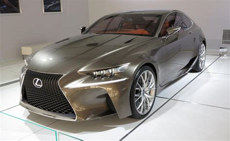 Lexus Rc Rumored To Get Brand's First Turbo Engine