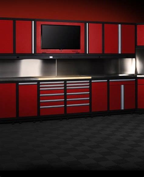 Best 25  Metal garage cabinets ideas on Pinterest   Metal