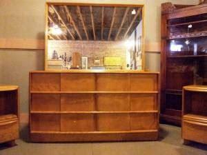 Heywood Wakefield Dresser Craigslist by 1958 Heywood Wakefield Bedroom Set With Finish
