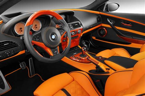 Topcar Bmw E63 M6 Is Orange