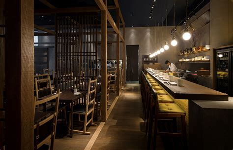 neri hu design a japanese izakaya for jason atherton 39 s new restaurant in london the spaces