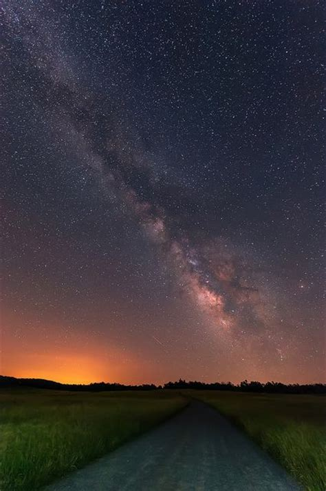Milky Way Shenandoah National Park Vtgohokies