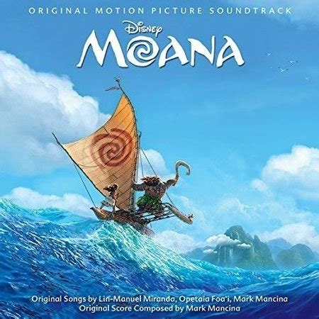 Moana (original Motion Picture Soundtrack) Walmartcom