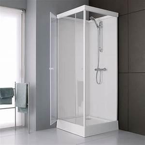 Cabine De Douche En Verre : cabine de douche int grale pas cher photo 16 20 une ~ Zukunftsfamilie.com Idées de Décoration