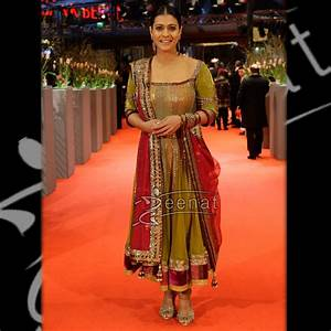 Manish Malhotra Anarkali Salwar Kameez | Zeenat Style