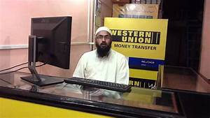 WESTERN UNION MONEY TRANSFER - YouTube