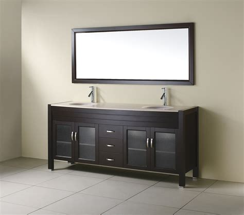 Contemporary Vanity Mirror by Bathroom Vanities A Complete Guide Cabinets Sinks