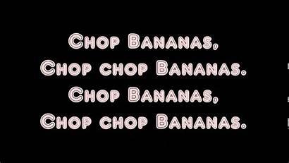 Banana Lyrics Song