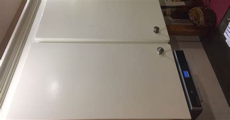 Smooth faced kitchen cabinet doors   Hometalk