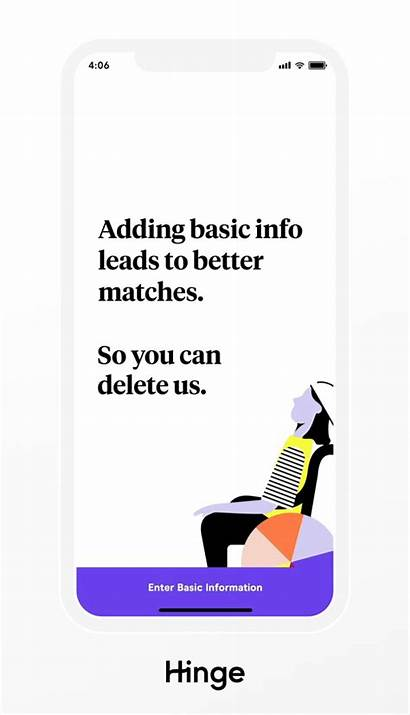 App Dating Hinge Apps Features Redesigns Type