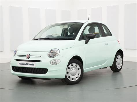 How Much Is A New Fiat by New Fiat 500 Cars For Sale Arnold Clark