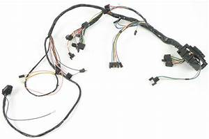 1970 chevrolet nova parts electrical and wiring wiring With nova wiring harness