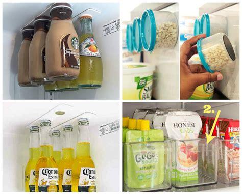 10 Best Ever Refrigerator Organization Hacks