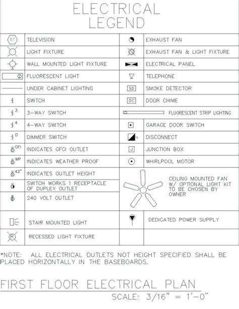 Light Switch Symbol Sheet Wiring