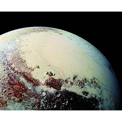 Could Pluto's Orbital Wobbles Create Its Mysterious