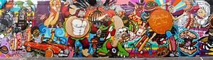 3840x1080 Graffiti Multiwall