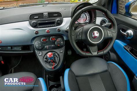 Interior Fiat 500 Sport  Wwwindiepediaorg