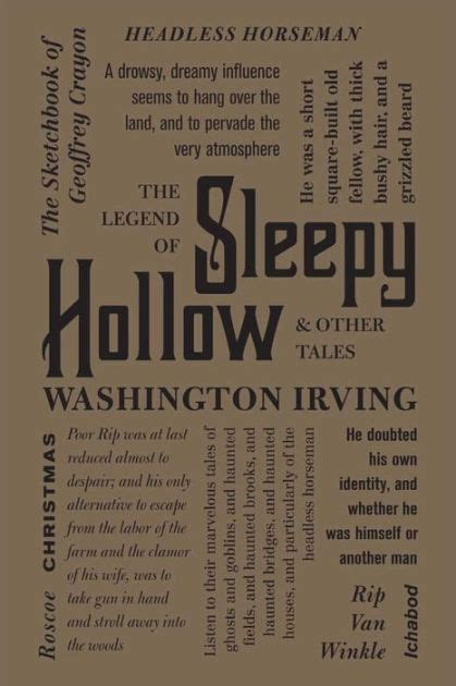 barnes and noble irving tx the legend of sleepy hollow and other tales by washington