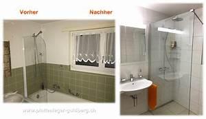 Badezimmer Selbst Renovieren : badezimmer renovieren vorher nachher kleines bad ~ Michelbontemps.com Haus und Dekorationen