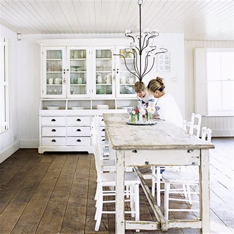 shabby chic kitchen furniture mix and chic home tour an all white shabby chic country cottage