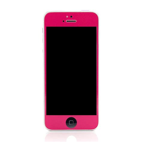 pink iphone slickwraps colour collection pink iphone 5 skin the
