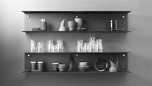 Etagere Metal Cuisine : etagere murale metal cuisine ~ Premium-room.com Idées de Décoration