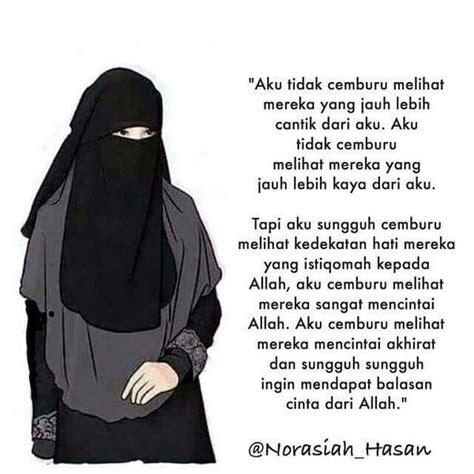 wanita hijab syari kartun tutorial hijab terbaru