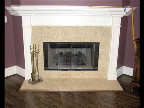 fireplace backsplash gemini international marble  granite