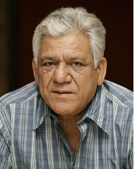 Om Puri's Double Standards? Abuses In His Own Film, But