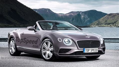 2018 Bentley Continental Gtc  Car Review @ Top Speed