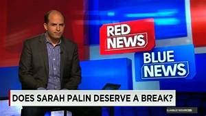"Red News/Blue News: ""Palin family brawl"" coverage ..."