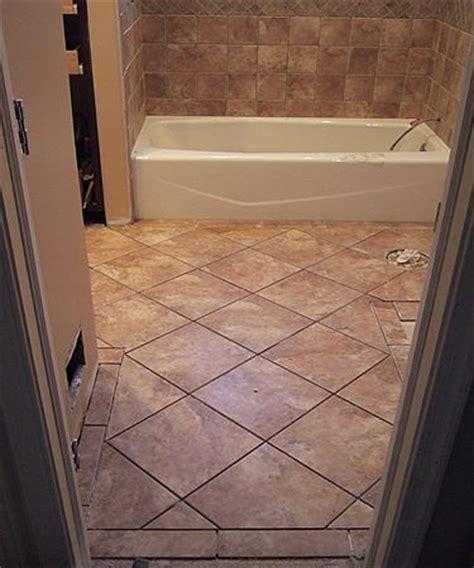 bathroom floor tiles our bathroom one superb