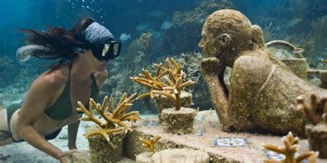 cuisine maghreb le musée sous marin de cancun plonger dans un rêve photos
