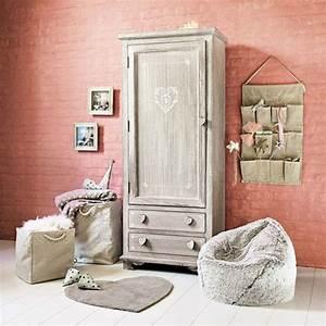 Dressing Maison Du Monde : dressing en paulownia gris camille by maisons du ~ Nature-et-papiers.com Idées de Décoration