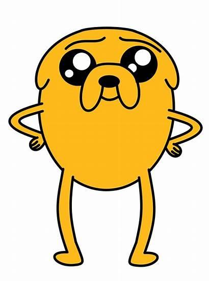 Jake Dog Draw Easy Clipart Cartoon Yellow