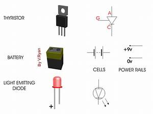 Electronic Components And Electronic Symbols