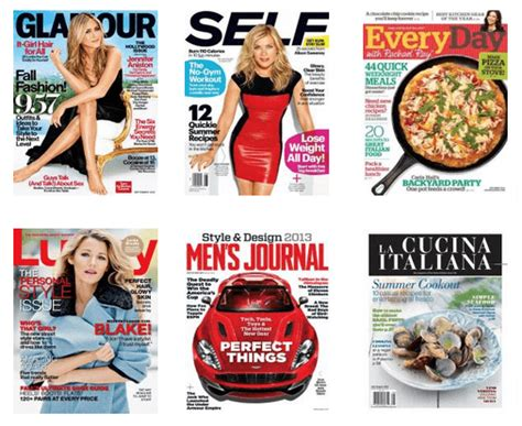 77699 Food Magazine Subscription Discount Code by 46 Magazine Subscriptions For Just 5 00 Each This