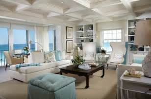 New England Style Living Room Image
