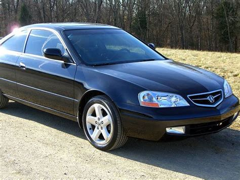 2001 acura cl 2 door coupe 3 2l type s w navigation