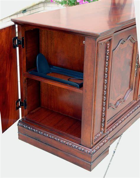 large credenza large mahogany credenza tv console ebay