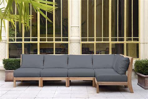 canapé pour veranda canapé idées de décoration de