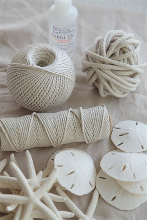 diy project beachy napkin rings designsponge