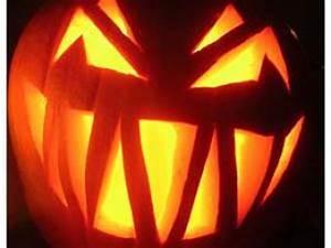 Visage Citrouille Halloween : pas d halloween sans sa citrouille l gendaire par blog de table et ambiance ~ Nature-et-papiers.com Idées de Décoration