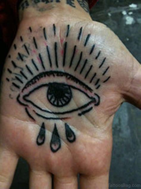 classic eye tattoos  hand