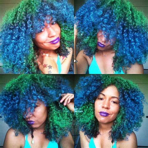 Blue Hair Dye For Natural Hair Find Your Perfect Hair Style