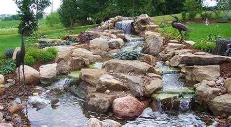 water features serenescapes