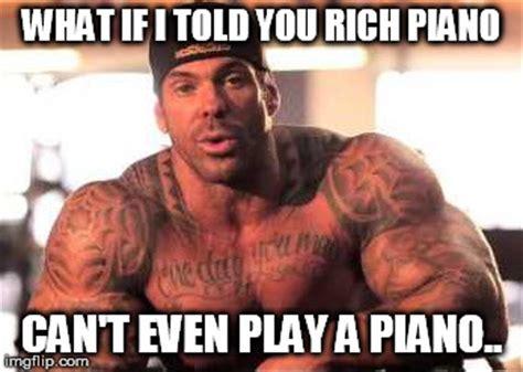 Rich Piana Memes - rich piana meme thread page 3 bodybuilding com forums