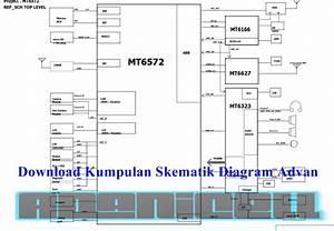 Download Kumpulan Skematik Diagram Advan